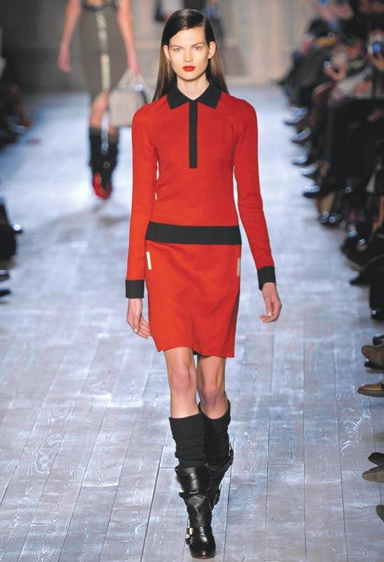 אופנה, ויקטוריה בקהאם / צלם: רויטרס